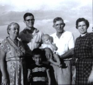 1957 great-grandparents McKenzies
