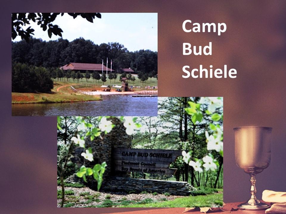camp bud schiele